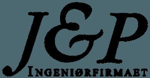 Ingeniørfirma Holbæk, J og P logo